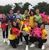 """2015年""""舞动中国-排舞联赛""""总决赛"""
